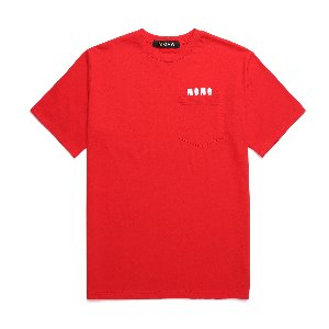 M.O.M.G BASIC POCKET T / RED